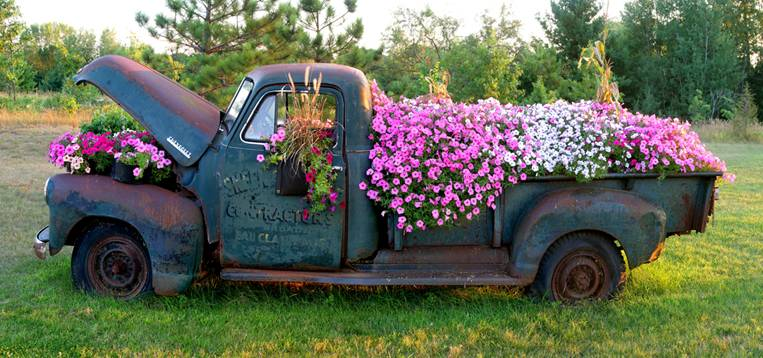 Vintage Truck Bed >> gallery3
